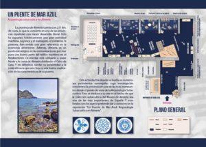 160714 Museo de Almería - Un puente de mar azul 03